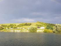 Iaz piscicol situat in Manastioara ,Siret 180000mp