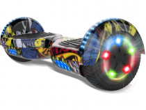 Hoverboard StreedDance Wolds 1000w Bluetooth + Boxa + LED