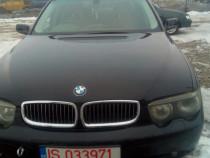 Dezmembrez BMW 735 benzina, din 2005