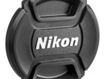 Capac frontal obiectiv Nikon LC-67, camera foto DSLR, diamet