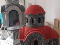 Troita, biserica, felinar pt gradina