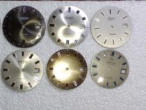 13 cadrane ceasuri LANCO, HAMILTON si RENIS, noi