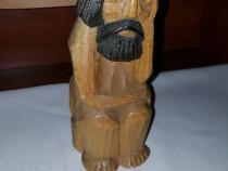 Statueta Lemn