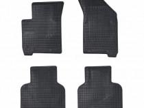 Set Covorase Auto Cauciuc Negro Fiat Freemont 11→ Cod:546207