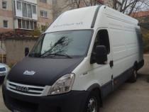 Transport marfa Iveco 17 m cubi