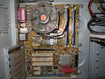 Kit CPU Intel Core2Duo E4500+MB Asus P5B+2GB DDR2 Kingston