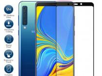 Pachet Husa Silicon + Folie Sticla - Samsung A6 A6+ A7 A8 A9