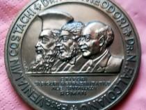 Medalie comemorare Bicentenarul Spitalului Roman 1798-1998