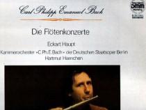 Carl Philipp Emanuel Bach - dublu LP vinil