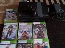 Xbox 360 editie limitata+jocuri