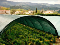 Umbrire solar. Plase fabricate in Grecia 100 m²