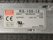 Surse stabilizate 12V 8,5 A , reglaj +/- 20%