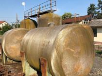 Cisterna 30000 Litri cu suport metalic