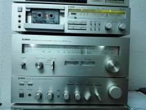 Yamaha CT-610, tuner analogic