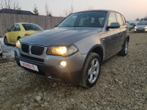 Bmw x3 an 2009/10 diesel euro 5 full option