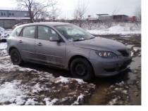 Dezmembrez Mazda 3, an 2007, motorizare 1.6 DI Turbo