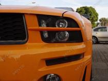 Set ornamente pleoape faruri Ford Mustang 2005-2014 v1