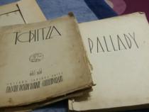 Carti ilustrate Tonitza+Pallady