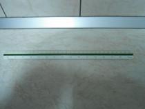 Rigla triunghiulară de precizie 30 cm, J. Rumold