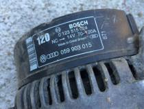 Alternator Audi VW BOSCH 059903015 0123515024 120A