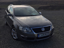 Volkswagen Passat 4motion (4x4) accept unele achimburi