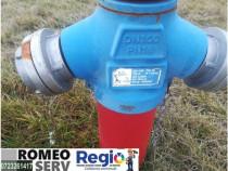 Lucrari de montare, intretinere si inlocuire a hidrantilor