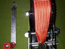 Troliu manual cu cablu sintetic Dragon Winch 2500lbs(trage 1