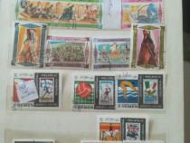 Lot timbre Yemen, 1964-1971
