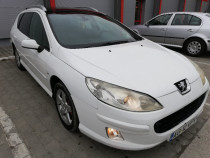 Peugeot 407 Break 2.0HDI 2007 Unic Proprietar Impecabil FULL
