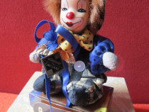 clown prietenos-vintage Günthart Fine Chocolate box
