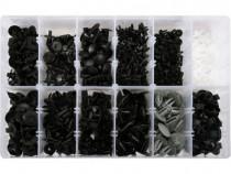 Set clipsuri de tapiterie pentru volvo yato-yt-06655