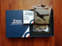 FLASK royal air force ,, nou in cutie ,,