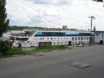 Teren Cafenea /fast -food- Portul Giurgiu 110 mp