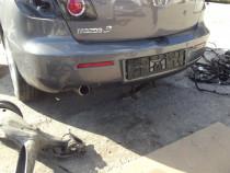 Bara spate Mazda 3 an 2003-2009 bara spate cu senzori parcar