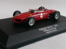 Macheta Ferrari 156 F1 Sharknose Von Trips 1961 - Atlas 1/43