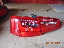 Stop Audi a6 C7 stopuri spate caroserie portbagaj lampa trip