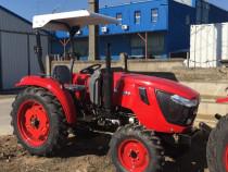 Tractor 50 cp konig 4×4 semicabina