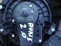 Motoras aeroterma Toyota Auris 2006-2012 motoras incalzire d