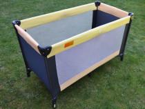 Tarc bebe/Patut pliabil ABC Design, 60x120 cm