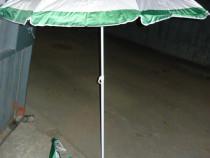 Umbrela, umbrele soare plaja, gradina, pescuit 170 cm noi