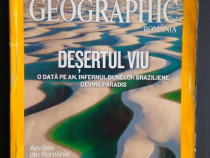Revista de colectie National Geografic Romania nr 87 an 2010