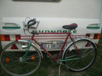 Bicicleta semicursiera