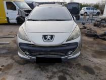 Dezmembrez Peugeot 207 1.6 16v (1598cc-88kw-120hp)