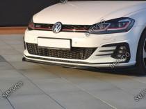 Prelungire splitter bara fata VW Golf 7 GTI Facelift 17- v9