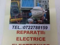 Reparatii electrice , electronice Slobozia
