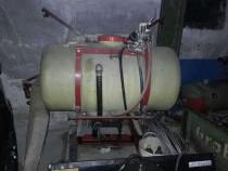Masina de erbicidat Krobath
