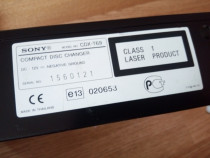 Sony cdx t69 cd changer