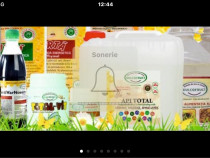 Produse dulcofruct hrana si stimulente pentru albine