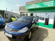 Nissan tiida*rate 75 euro x 60 rate -avans 200 e