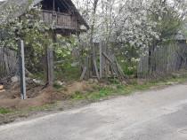 Teren intravilan in Budeni-Comana Giurgiu 1500 mp